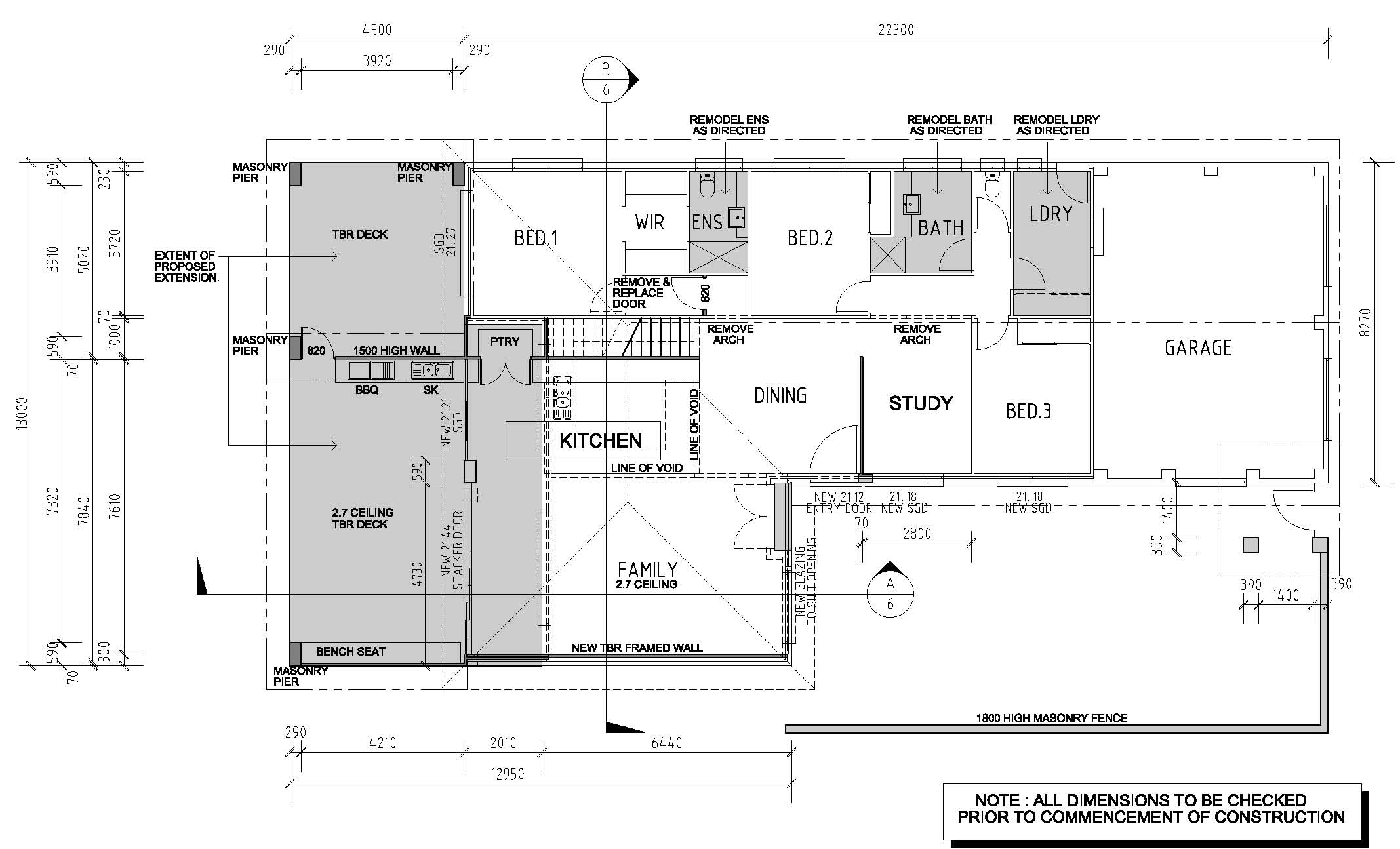 Sunshine coast building design drafting for New building design plan